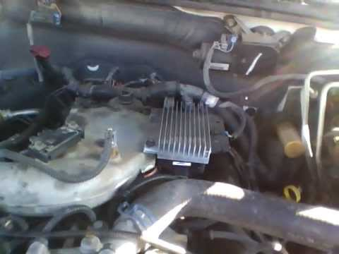 65L turbo diesel PMD relocationinstallation tips  YouTube