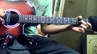 chura liya hai tumne jo dil ko guitar tabs-Rohit