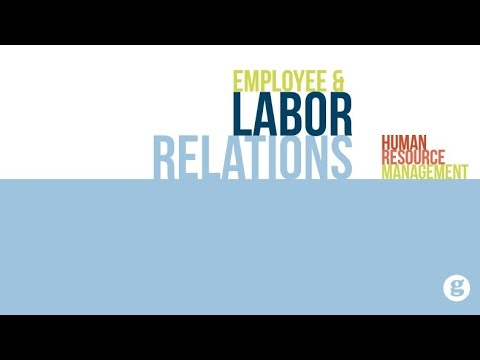 employee and labor relations youtube rh youtube com