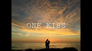 Download Lagu Calvin Harris, Dua Lipa - One kiss (Lyrics) (Cover by Charlotte Hannah) Mp3