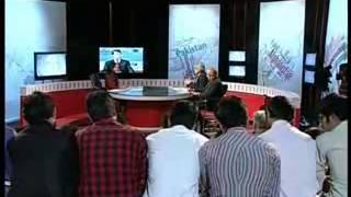 Afghan-Pakistan Debate II - FARSI Edition / آنسوی مرز:افغانستان-پاکستان