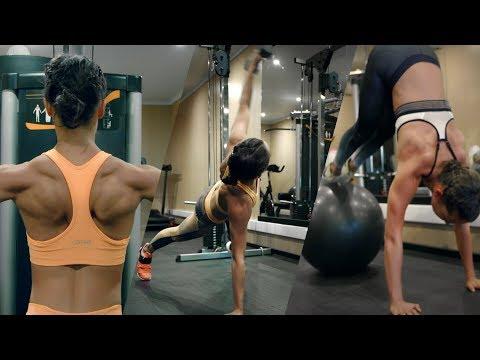 Alicia Vikander Training For Lara Croft 'Tomb Raider' Behind The Scenes [+Subtitles]
