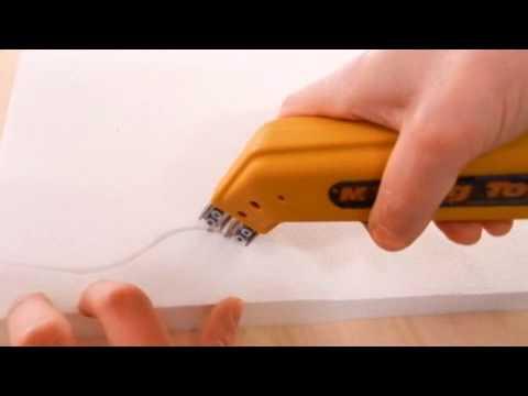 Schema Elettrico Per Taglia Polistirolo : Come costruire una semplice taglia polistirolo con filo a caldo
