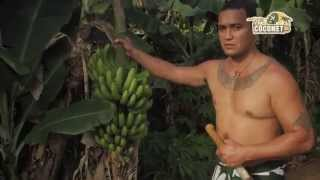 How To: Cook Green Bananas