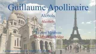 French Poem - Le Pont Mirabeau by Apollinaire - Slow Reading