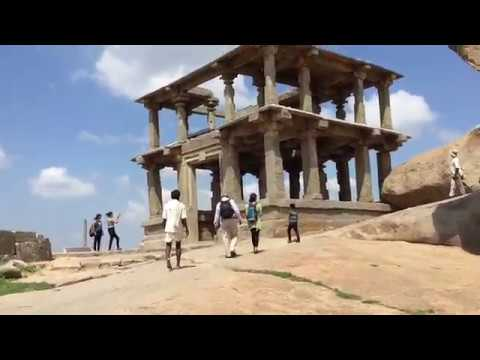 Ancient Hampi I Vijayanagar Empire I Exploring History I History Lover I Travel Vlog