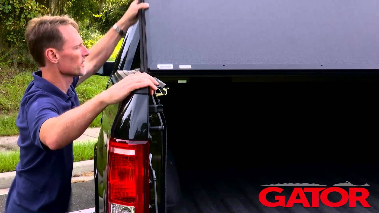 Gator Evo Hard Folding Tonneau Cover Product Review At Autocustoms