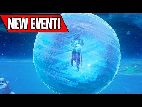 FORTNITE - ICE BALL OPENING EVENT LIVE! (Fortnite Ice King Event Livestream)