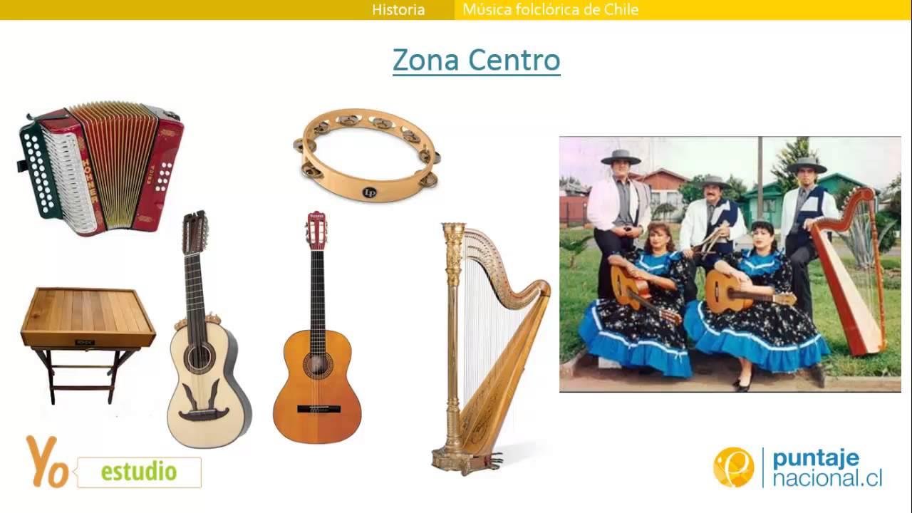 Música Folclórica De Chile Youtube
