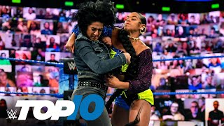 Top 10 Friday Night SmackDown moments: WWE Top 10, June 18, 2021
