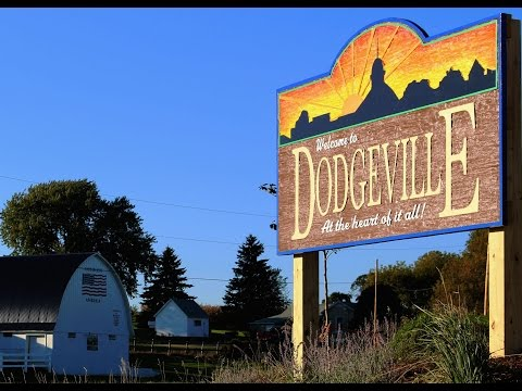 Welcome to Dodgeville - At the Heart of it All!