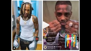 Famous Dex challenges King Von to a boxing match. Could be First Fist Fight in Chicago in 10+ years.