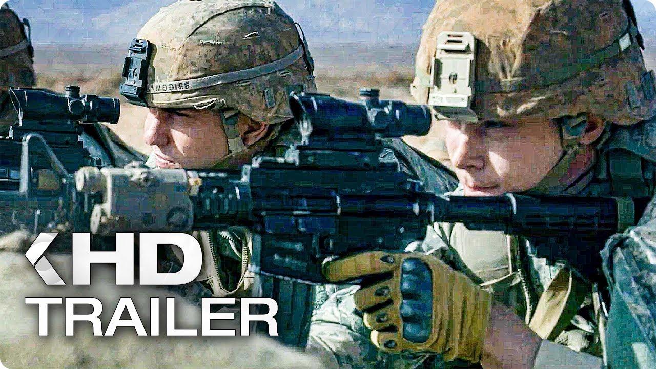 Download THE KILL TEAM Trailer (2019)