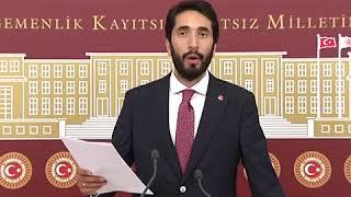 Basın Toplantısı   Avrupa'da Yaşayan Vatandaşlarımızın Sorunları - TBMM  - 02.08.2019
