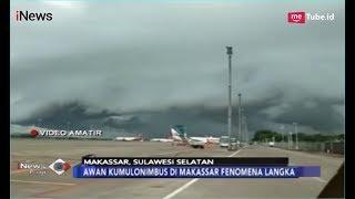 BMKG Kota Makassar: Awan Berbentuk Gelombang Besar Fenomena Langka! - iNews Pagi 03/01