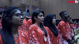 Video Oath Taking - New MSUrians and Students Representative Council 2017/2018 download MP3, 3GP, MP4, WEBM, AVI, FLV Desember 2017