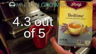 Yogi Tea Review - Bedtime (Spicy-Sweet)