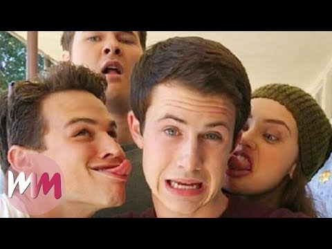 Top 10 Funny 13 Reasons Why Cast Moments