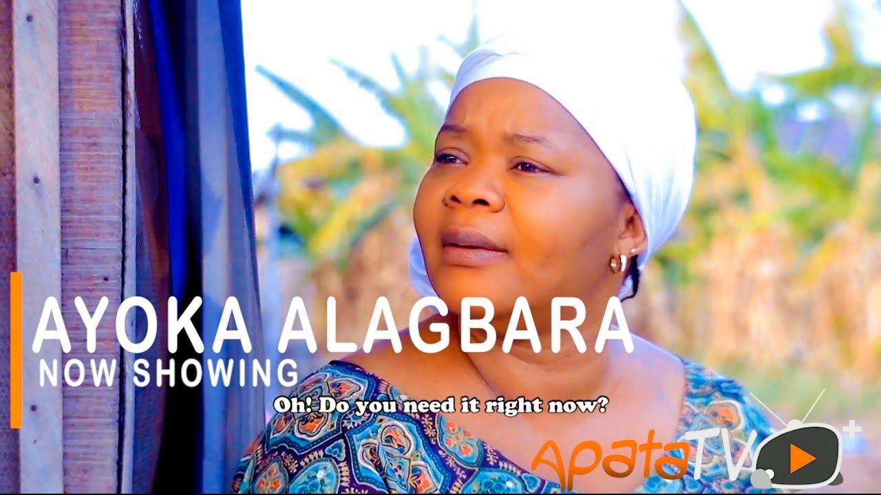 Download Ayoka Alagbara Latest Yoruba Movie 2021 Drama Starring Bimbo Oshin | Okele | Muyiwa Adegoke