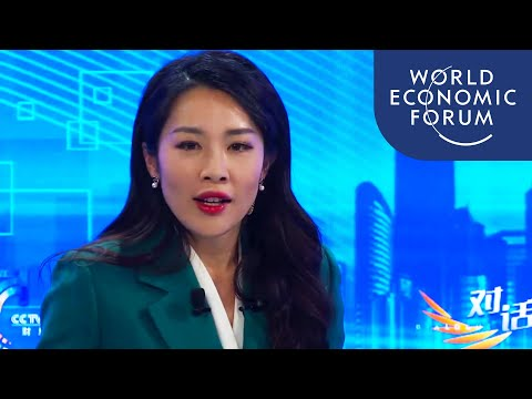 Davos 2020 - China Economic Outlook