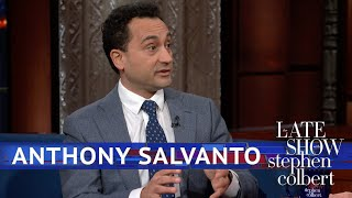 Anthony Salvanto: The President Wasn't On The Ballot