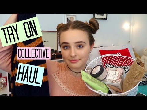 Collective Try-On Haul! || Winter/Spring...