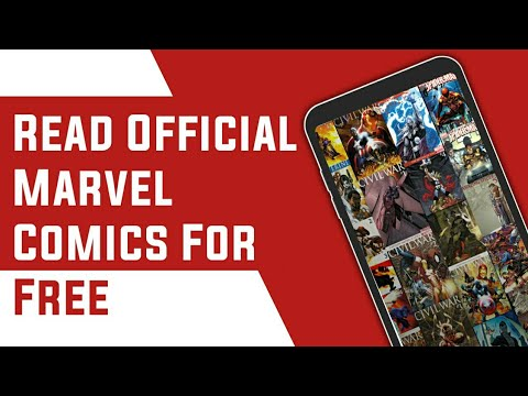 How To Read Free Marvel Comics | Shayan Zubair