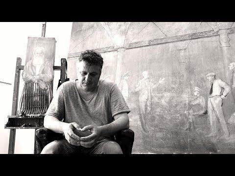 Milan Tucovic | Čovek i Slikar | Izvod iz knjige besmrtnih | Gradjansko Novinarstvo