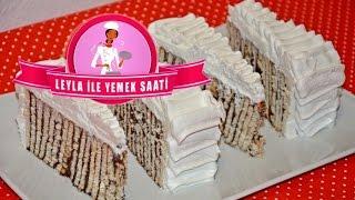 Bisküvili Kolay Pasta Tarifi - Keks Torte