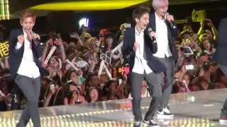 [Fancam] EXO- 365 @M! Countdown What