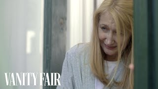 Patricia Clarkson Has to Fight Through a Hangover to Learn to Drive