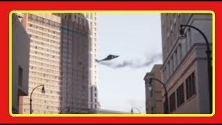 Helicopter Crash in NYC [Raw Video Footage]