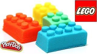 Play-Doh Legos Duplo The Lego Movie Emmet Wyldstyle Minifigure Batman Easy