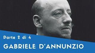 Gabriele D'Annunzio - Parte II (Giovanni Episcopo, Trionfo della morte, Le vergini delle rocce)