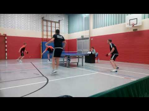 Tischtennis-Bezirksoberliga | 2017/18 | TTC Todenhausen vs. TuSpo Michelsberg | Teil 1