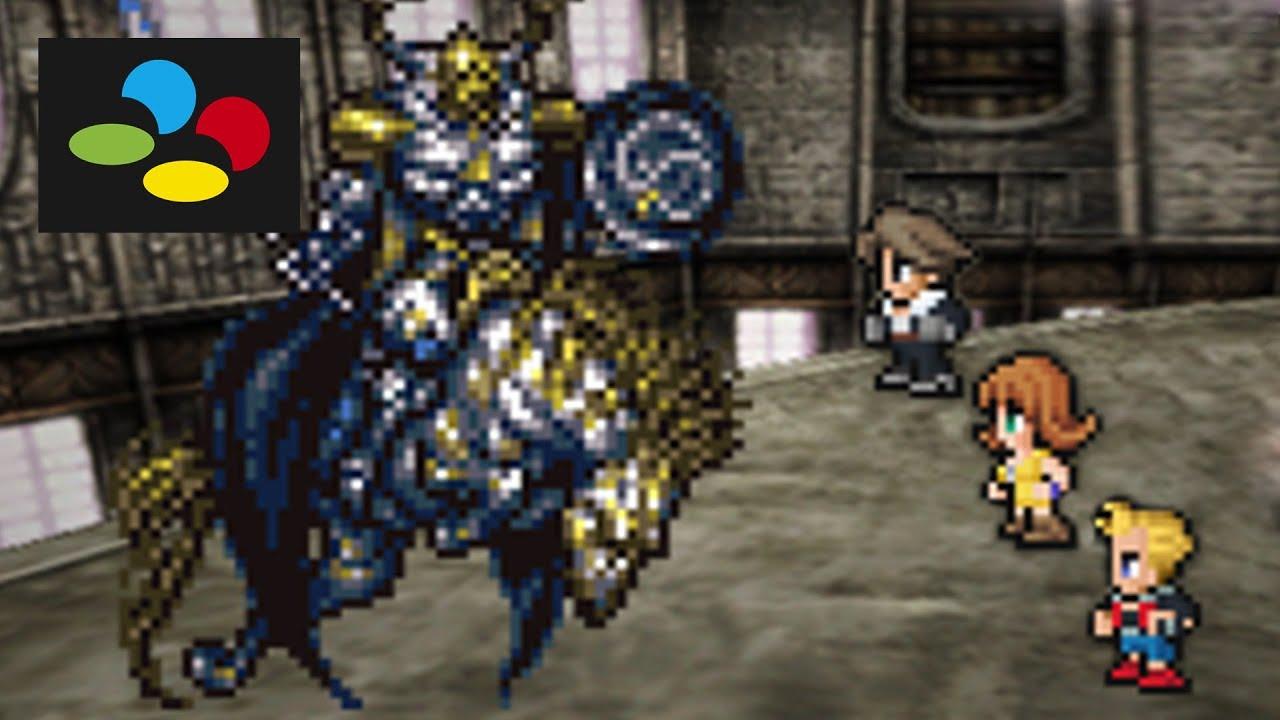 Final Fantasy VIII OST Force Your Way Boss Battle