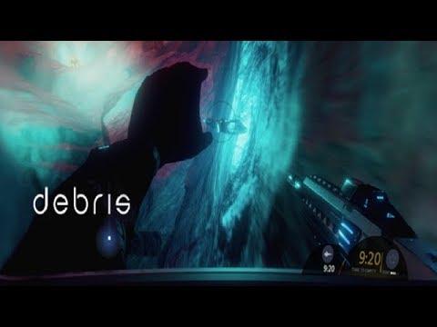 Debris Walkthrough Gameplay & Ending FULL Game - No Commentary (PC Longplay)