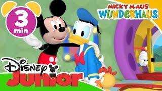 Post für Donald - Micky Maus Wunderhaus | Disney Junior Kurzgeschichten