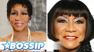 Aretha Franklin Calls Patti LaBelle