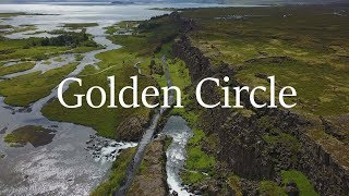 My Iceland Trip (Drone Footage) Part 2 Golden Circle