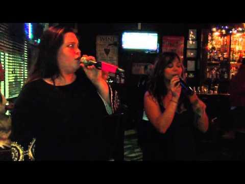 Karaoke with Manny