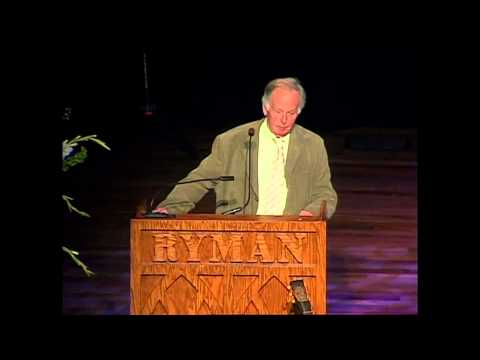 """Tony Byworth Remembrance of George Hamilton IV: """"The Intl. Ambassador of Country Music™"""""""