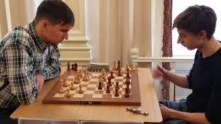 Andreikin Dubov Tal Memorial Blitz 2018
