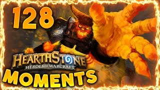 Hearthstone Daily Funny and Lucky Moments Ep. 128 | Sniped by Ragnaros!