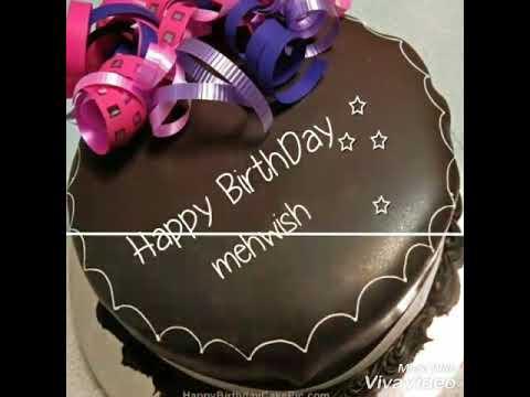 Happu Birthday Mehvish Youtube