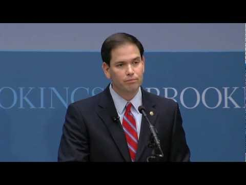 An Address by Senator Marco Rubio: Russian Autocracy and a Free Europe