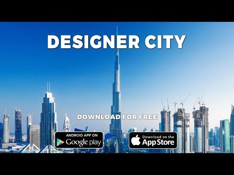 Designer City - YouTube