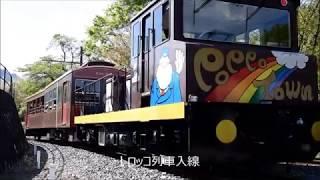 鉄道文化村トロッコ列車