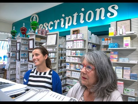 Nearly 90 years old, Rankos' drug store still the place to be