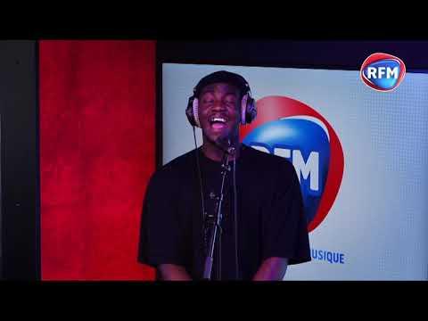 Jacob Banks  Chante Say Something (cover)  Dans Les Studios De RFM